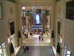 A foyer in the Venetian.