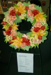Summer Flower Wreath