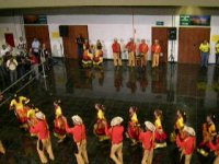 Mato Grosso traditional dancers (video)