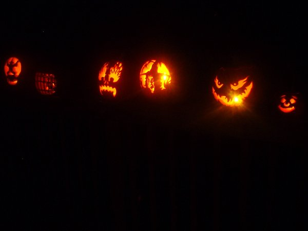 All of the Pumpkins