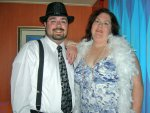 Roaring 20's Night: Ben and Cynthia