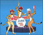 Jussi and the Pussycats