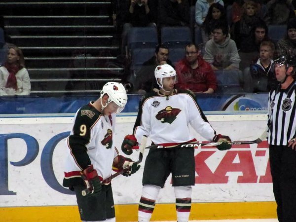Koivu and Cullen