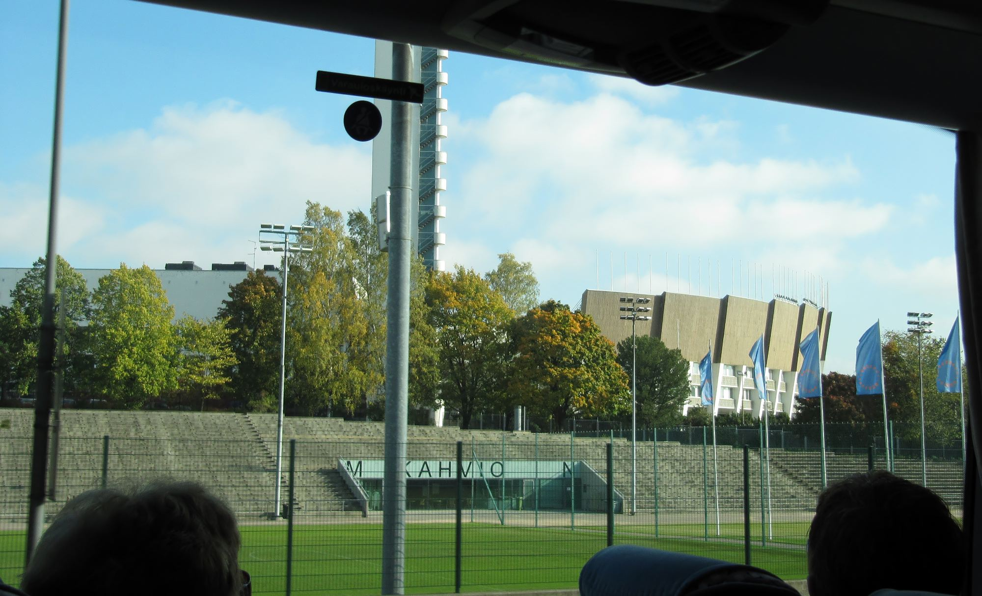Olympic Stadium, from the 1952 Helsinki Olympics