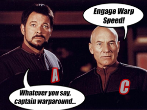 Captain Warparound