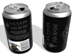 Skyrim Cola: FUS SO-DA!