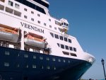 M/S Veendam, our ship