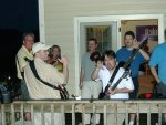 Rockin' Out on the Porch (Pat, Shane, Penny, Larry, Ben, Tanner)
