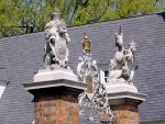 Williamsburg - The Lion and the Unicorn (Front Gate)