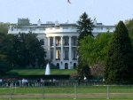 Washington D.C. - The Mall - White House (Full Zoom)