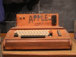 Washington D.C. - Museum of American History - First Apple Computer
