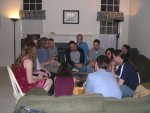 Everyone Playing Apples to Apples (1)
