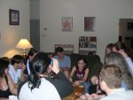 Everyone Playing Apples to Apples (2)