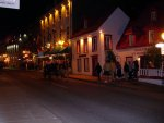 Quebec City - Down the main drag.