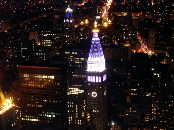 Empire State Building view (4)