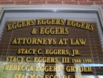 "(Boone) They must get tired of saying, ""Eggers."""
