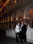 Bill and Heather at the Venitian (2)