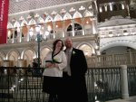 Bill and Heather at the Venitian (3)