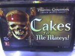 Pirates of the Caribbean: Cakes for Me Mateys!